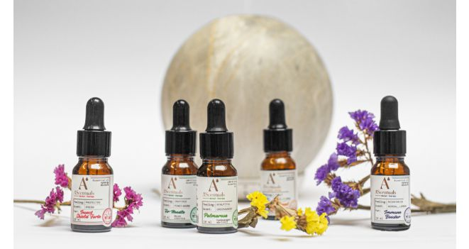 Strengthening immunity with the help of essential oils