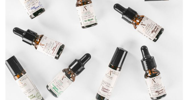 The difference between essential oils and extracts