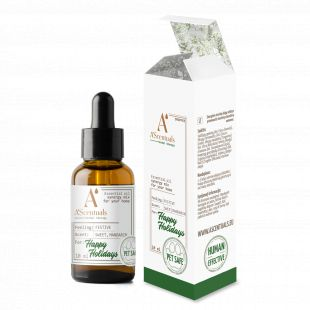 A'SCENTUALS A'Scentuals Herbal Therapy Happy Holidays смесь эфирных масел, 10 мл